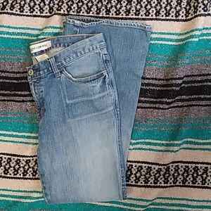 GAP ultra low rise size 12 jeans bootcut flare